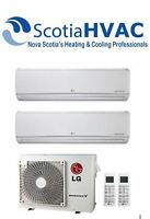 Heat Pumps!  from $27/month
