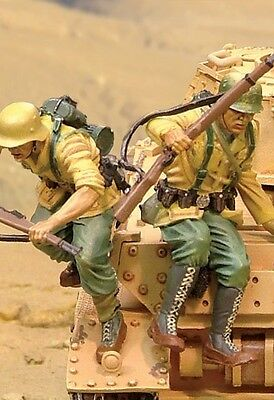 THE COLLECTORS SHOWCASE AFRIKA KORPS CS00441 GERMAN PANZER IV TANK JUMPERS MIB