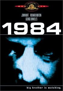 1984 (DVD, 2003) JOHN HURT GEORGE ORWELL RICHARD BURTON