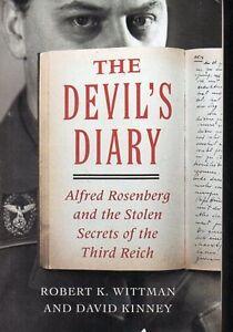THE DEVIL'S DIARY STOLEN SECRETS OF THIRD REICH (HITLER)