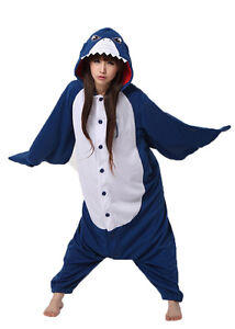 Shark Onesie  Adult Kids Size Unisex Onesie Pajamas Party Wear North Melbourne Melbourne City Preview
