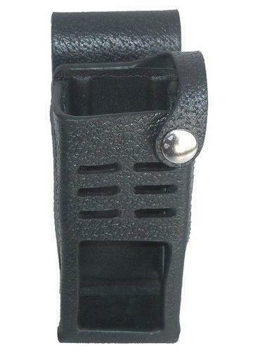 Leather Carry Case Holster for Motorola XPR 3500e Two Way Radio