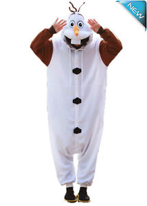 Olaf Frozen Onesie Unisex costume New 2014 North Melbourne Melbourne City Preview