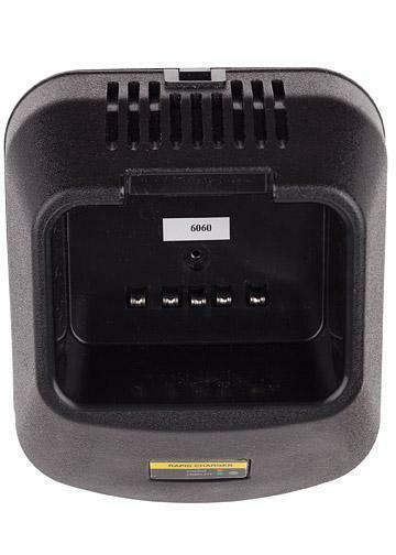 Charger for Vertex-Standard VX-900V Single Bay Rapid Desk Charger
