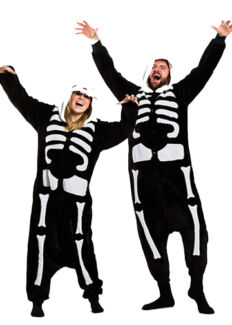 Onesie Skeleton Onesies Man Women Kid Party Wear NEW Marrickville Marrickville Area Preview