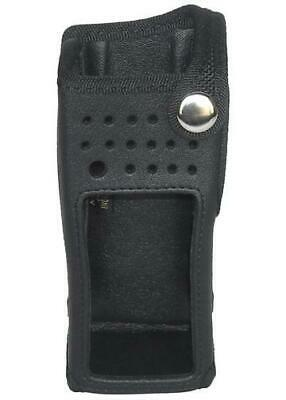 Nylon Carry Case Holster For Motorola Mototrbo Xpr 7550e Two Way Radio