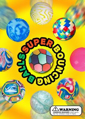 2000 Vending Machine Capsule Toys - Self Vending 27mm Hi-bouncing Super Balls