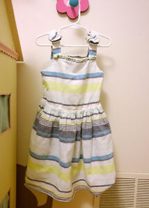 Oodles of dresses (sizes 1-7) LIKE NEW!