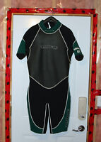 Mica Ultimate Series shorty wetsuit size Large
