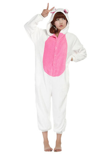 Easter Rabbit Animal Onesie Costume Party Wear Other