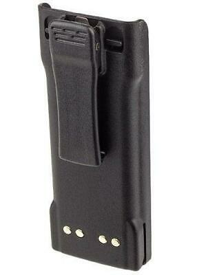 Battery For Motorola Mt2000 Rechargeable Two Way Radio 7.2v 1200mah Ni-cd