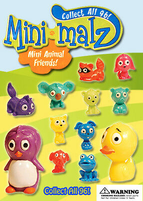 Vending Machine 0.250.50 Capsule Toys - Mini Malz