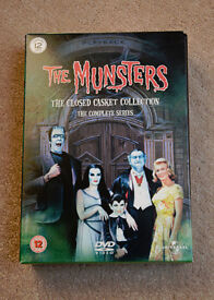 The Munsters - The Closed Casket Collection - The Complete Series