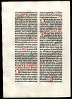 First Edition Incunabula