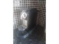 Nespresso Coffee Pod Machine (hardly used) for sale