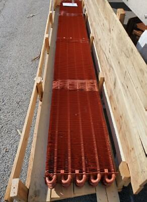 New Hussmann 0404466 Refrigeration Evaporator Coil Asm Assembly Rear Coated 12