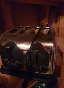 Dual stainless steel toaster *REDUCED PRICE*