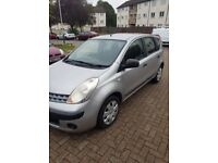 Nissan note cheap