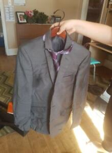Mens Suit and Genuine Dress shoes