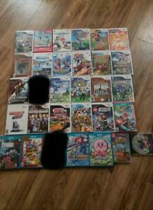 nintendo wii and wii u games