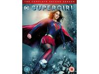 Supergirl Season two DVD