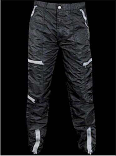 Nylon Parachute Pants 80s Men