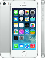 Apple iPhone 5S for Fido - 16Gb in White
