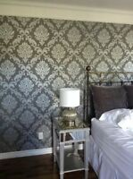 Installation Professionnelle - Wallpaper & Mural