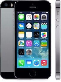 Apple iPhone 5s - 16GB - Black (O2) Smartphone with original box
