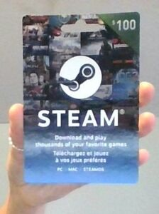 $100 Stream gift card
