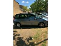 Citreon grand picasso 7 seater automatic
