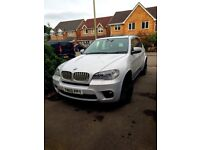 BMW X5 XDrive 3.0 40d M sport 5 door twin turbo 130000 miles Panoramic roof