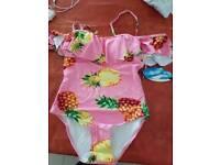 Pineapple Swimsuit One Piece