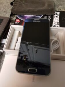 sell or trade Samsung Galaxy S6  64GB mint new condition