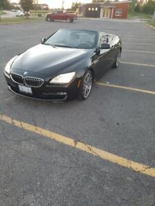 2012 BMW 650I Executive Package,Technology Package, Drive Assist