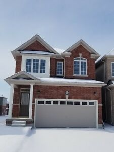 Angus! 4-Bedroom Fully Detached home...BRAND NEW!