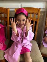 Spa birthday parties for girls
