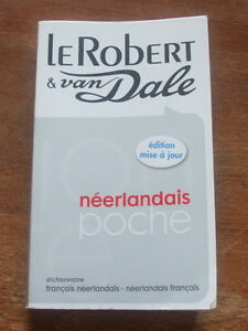 Dictionnaire Néerlandais poche Néerlandais/Français
