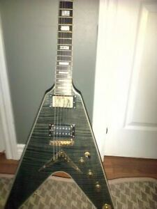 Dean V Electric Guitar