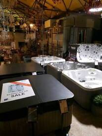 Hot Tubs EBay prices but showroom quality