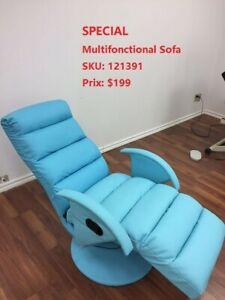 Foot massage /Hydraulic pedicure /Multi-function reclining chair