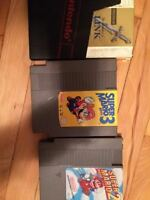 Nintendo Games for sale! Individul or as a lot. Make offers