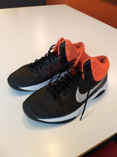 5ac7f93f4cb9 Nike Air Visi Pro VI Mens Basketball Shoe (Size 11 US)