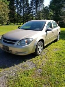 2008 Chevy Cobalt - New Safety