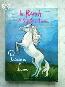 Le ranch de la Pleine Lune «Princesse Luna»