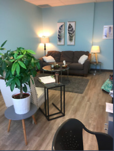 Large sublet office space available now