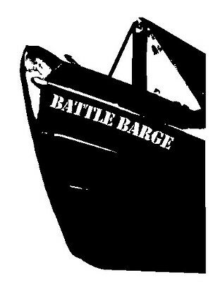 The Battle Barge