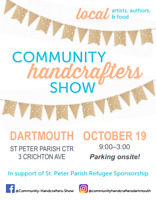 Community Handcrafters Show - Vendors Wanted!