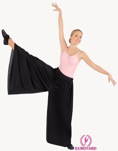 13696 Adult Palazzo Pants by: Eurotard for Lyrical/Praisewear