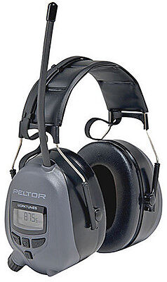3m Digital Earmuffs - Peltor Worktunes Over-the-head Digital Radio Headset New